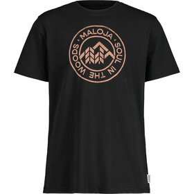 Maloja RotbirneM. SS T-Shirt Men, moonless